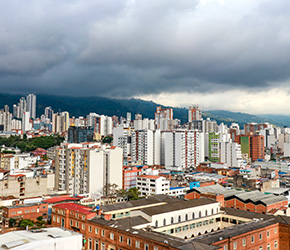 vuelos de Bogotá a Bucaramanga